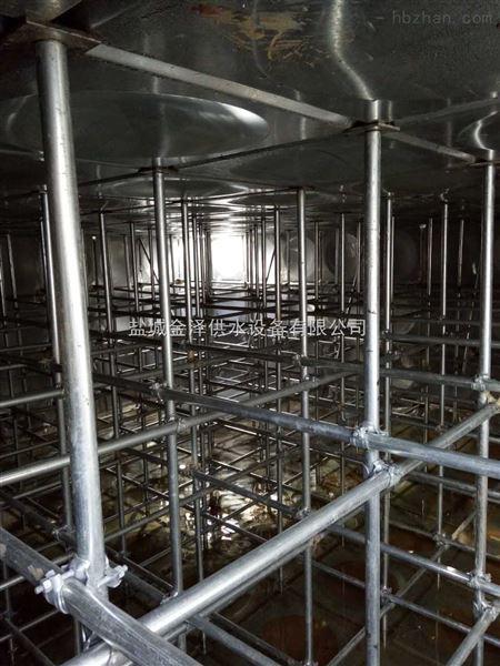 南通有效容积1060吨地埋式箱泵一体化消防泵站价格