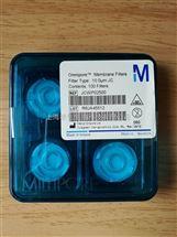 Millipore聚四氟乙烯滤膜10um孔径25mm直径JCWP02500