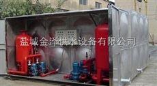 江西屋顶箱泵一体化消防增压稳压给水设备价格
