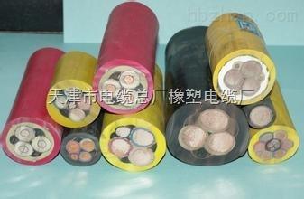 MCP0.66/1.14矿用采煤橡套软电缆结构
