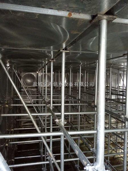 商洛铜川地埋式装配式箱泵一体化含消防cccf认证包消防验收