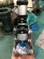 G6K41F46常开型气动衬氟隔膜阀