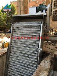 不锈钢格栅除污机gsly-800