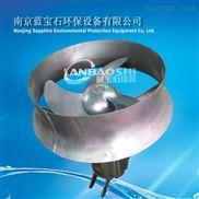 福建潜水搅拌机 不锈钢碳钢选型 潜水推流器安装图