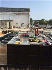北京宣武区BDF地埋式装配式箱泵一体化地埋水箱