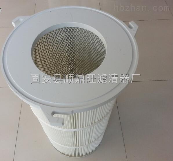 吸砂机专用3690三耳铝盖聚酯纤维无纺布除尘滤芯
