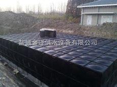 生产江西地埋式消防箱泵一体化设备