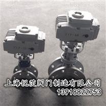 D941H電動法蘭硬密封蝶閥PN2.5~PN10