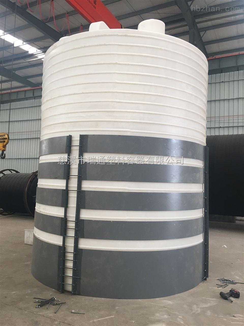 抗老化40吨聚乙烯水箱价格 耐腐蚀40立方塑料水箱厂家供应