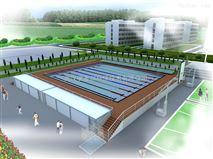 随州 恒温泳池水处理 可定制