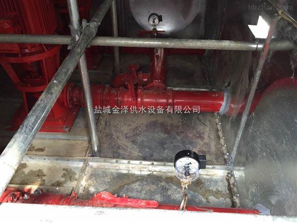 陕西汉中榆林地埋式箱泵一体化消防设备厂家