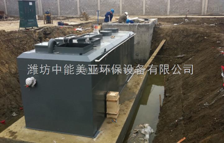 养殖场废水处理设备优点