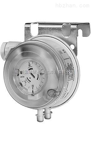 供应德国西门子QBM81-5 过滤网压差开关 50-500PA