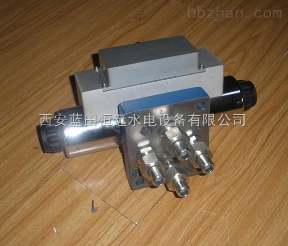二位四通电磁配压阀DPW-10-4.0样本