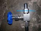 高压焊接针型阀J21W