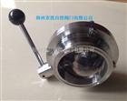 D971X电动式对夹蝶阀