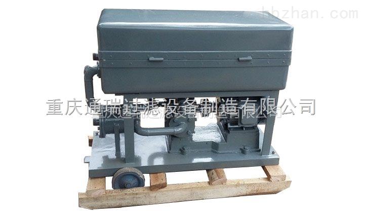 BK系列整机铸铁板框压力式板框滤油机