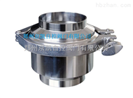 H61X不锈钢卫生级焊接止回阀