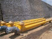 廠家直銷河沙用管式螺旋輸送機