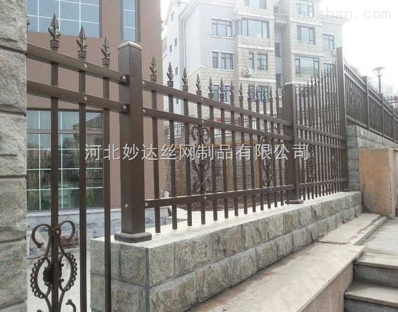 md07 院子围墙护栏@焦作院子围墙护栏@院子围墙护栏厂家