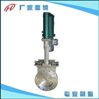 PZ273H电液动刀型闸阀