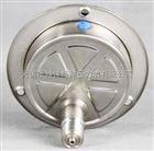 帶邊不銹鋼耐震壓力表,帶邊不銹鋼耐震壓力表型號Y-60B/100B/150B/FZ