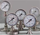 Y-100/ML隔膜式压力表规格,隔膜式压力表型号