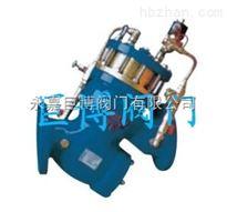 YQ98006过滤活塞式电磁控制阀