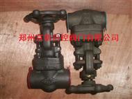 J61Y高压承插焊锻钢截止阀