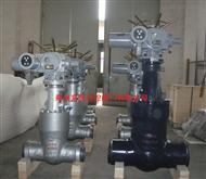 高温高压电动焊接闸阀Z961Y