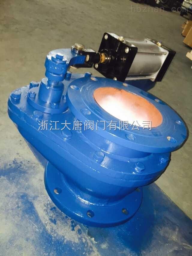 BZ643TC气动摆动式陶瓷进料阀