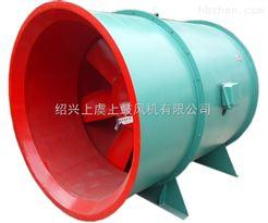 SWF(B)-I-8帶消聲器正壓送風機、混流風機