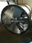 DWT-700低噪声轴流式屋顶风机