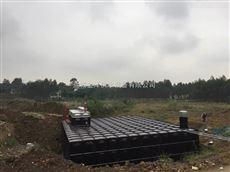 地埋箱泵一体化 消防水箱 地埋水箱厂家