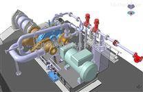 玻璃窑炉烟气余热发电系统升级 性能稳定