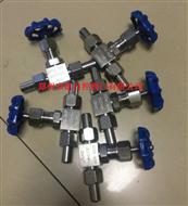 J21W高压外螺纹针型阀