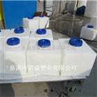 厂家供应方形加药箱 塑料环保药箱价格