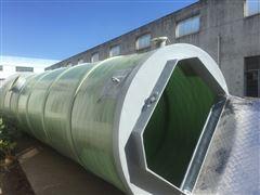 无锡一体化污水提升泵站格栅运行