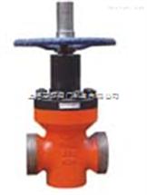 Z23Y高壓泥漿閘閥