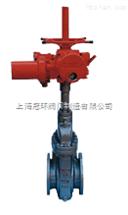 Z434FH、Y、D手动带导流孔平板闸阀