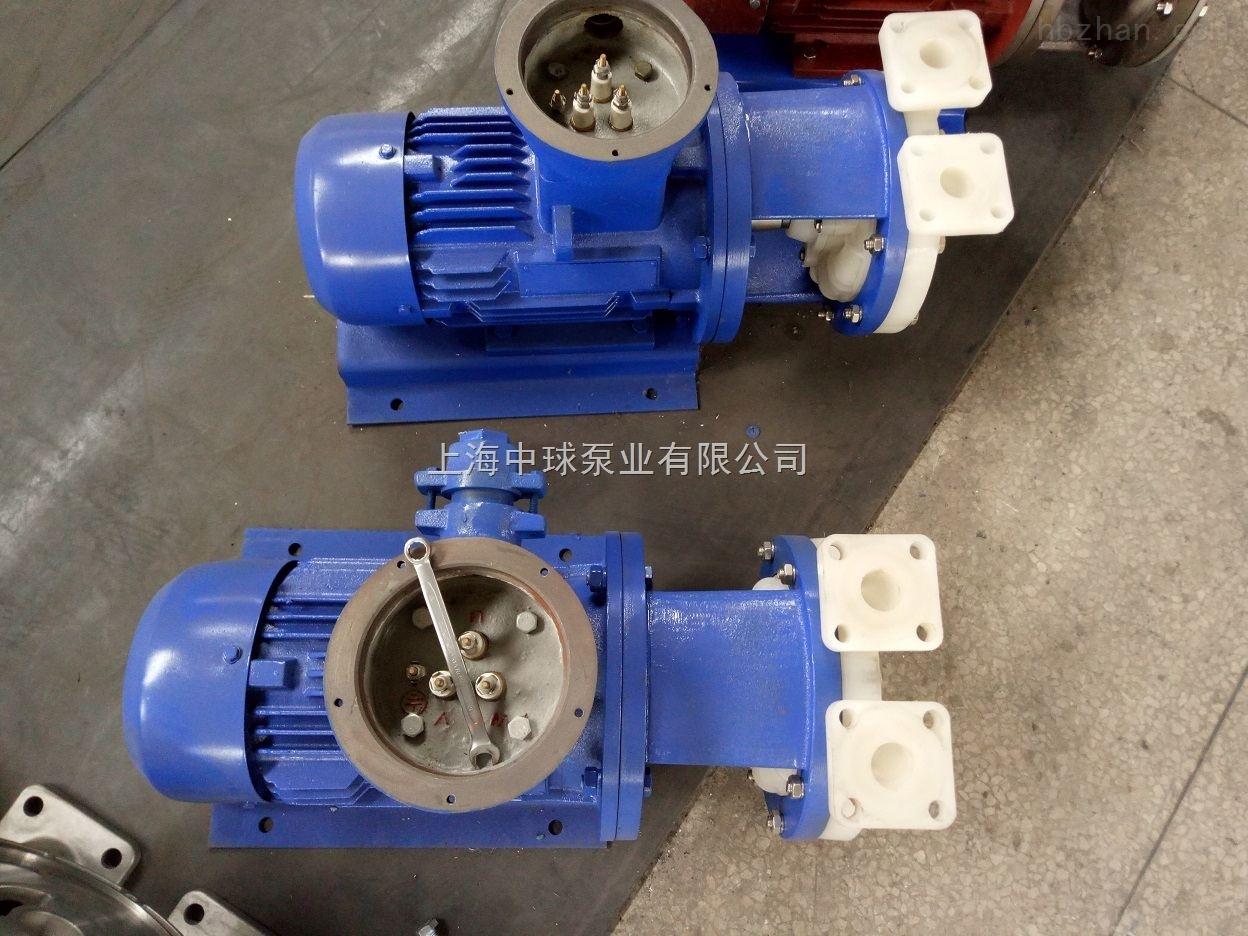 替代氟塑料液下泵的自吸泵