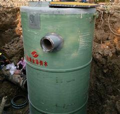 一体化污水提升泵站3800X8900