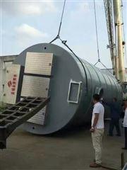 一体化污水提升泵站成套设备