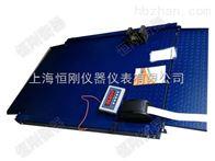电子地磅2吨带打印电子地磅