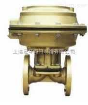 EG641J(MS)无带手操作往复型气动衬胶隔膜阀
