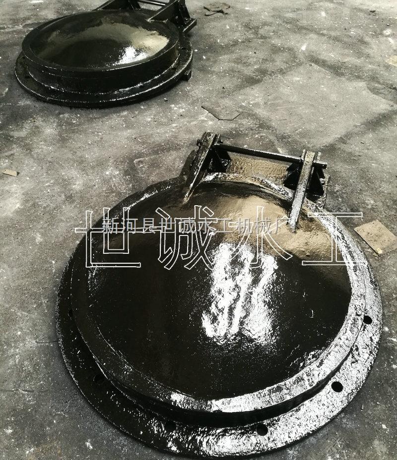 DN1000-拍门、排水管道铸铁拍门