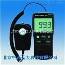 中西(LQS)数字照度计 型号:SH7/7002库号:M392572