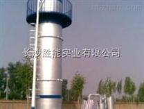 180立方燃式沼气火炬生产设计