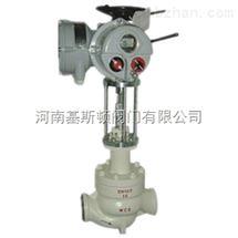 CV3000-KHSC电动笼式单座调节阀