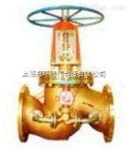 Jyu41W型铜氧气截止阀